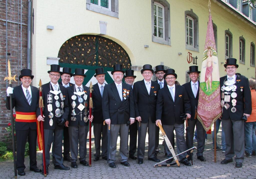Schützen 2012
