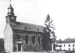 Herzogenrather Pfarrkirche 1780