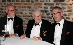 50-jährige Mitgliedschaft Dr. Hans Bolten